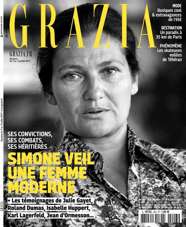 télécharger Grazia N°403 Du 7 au 13 Juillet 2017