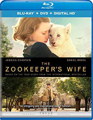 La Femme du Gardien de Zoo BLURAY 720p FRENCH