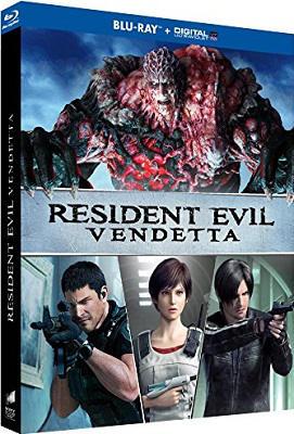 Resident Evil: Vendetta BLURAY 720p FRENCH