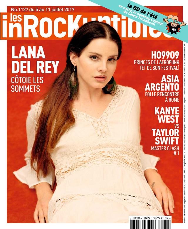 télécharger Les Inrockuptibles N°1127 Du 5 au 11 Juillet 2017