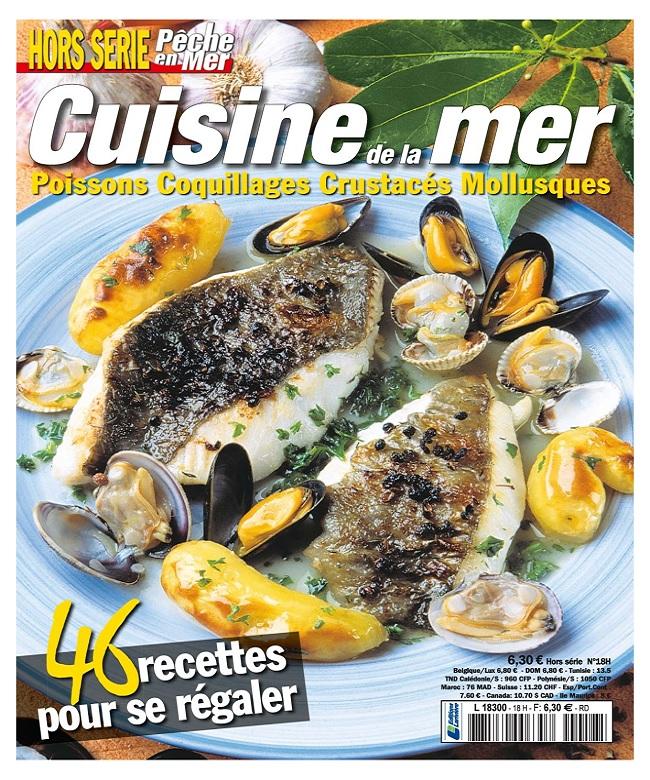 télécharger Pêche en Mer Hors Série Cuisine de la Mer N°18 - Été 2017