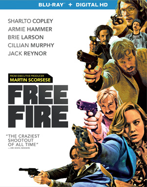 Free Fire (2016) poster image