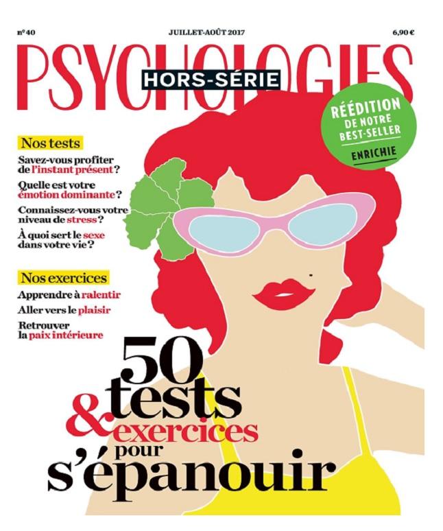 télécharger Psychologies Hors Série Best-Seller N°40 - Juillet-Aout 2017
