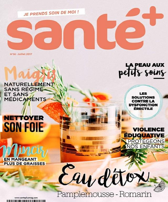 télécharger Santé+ N°58 - Juillet 2017