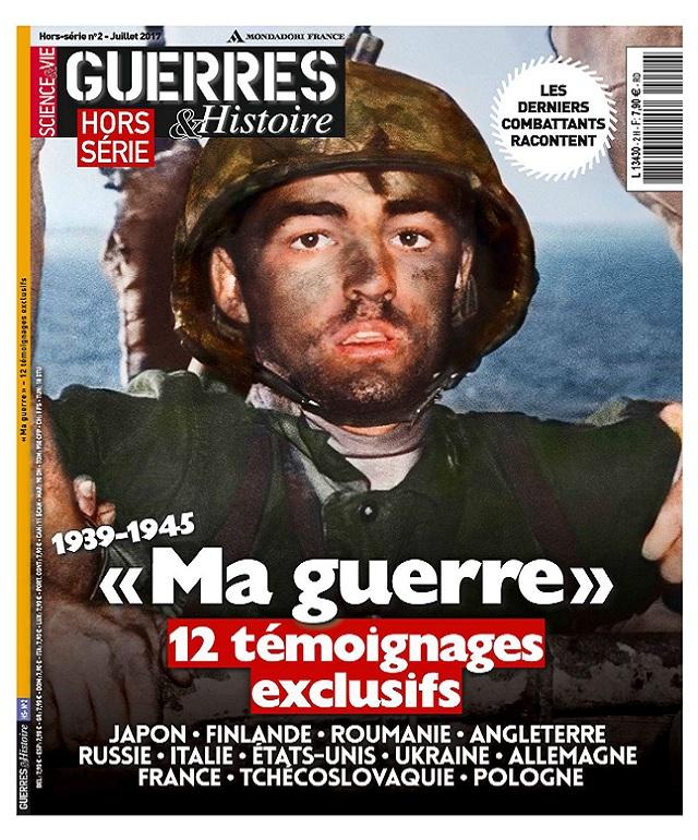 télécharger Science et Vie Guerres et Histoire Hors Série N°2 - Juillet 2017