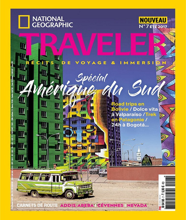 télécharger National Geographic Traveler N°7 - Été 2017