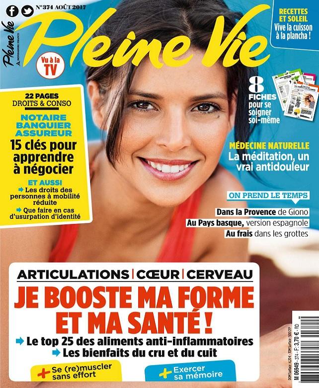 télécharger Pleine Vie N°374 - Août 2017