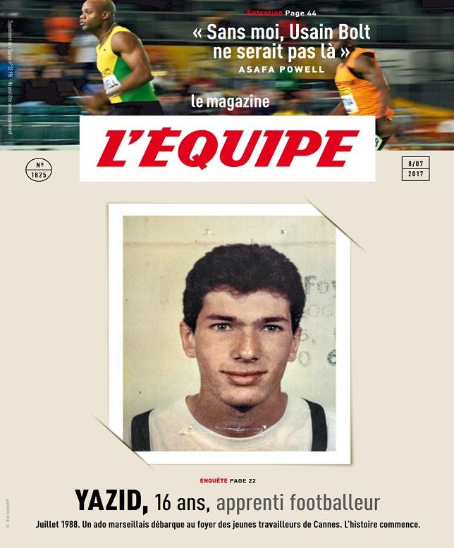 télécharger L'Equipe Magazine N°1825 Du 8 Juillet 2017