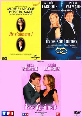 Pierre Palmade & Michele Laroque [les 3 spectacles]