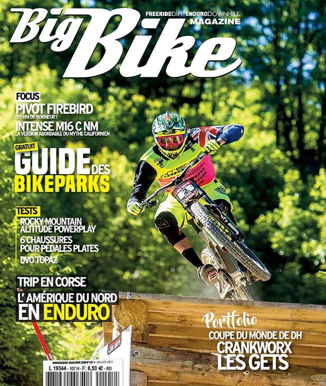 télécharger Big Bike Magazine N°107 - Juillet 2017