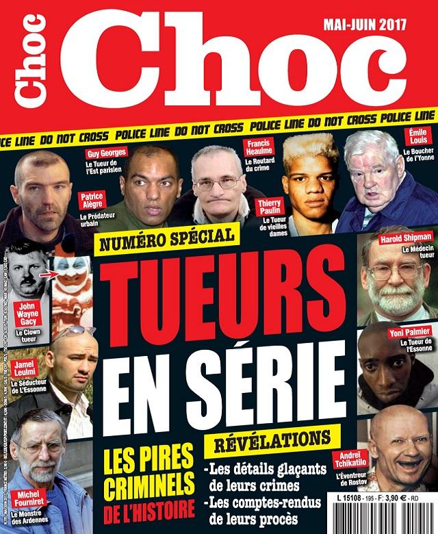 télécharger Choc N°195 - Mai-Juin 2017