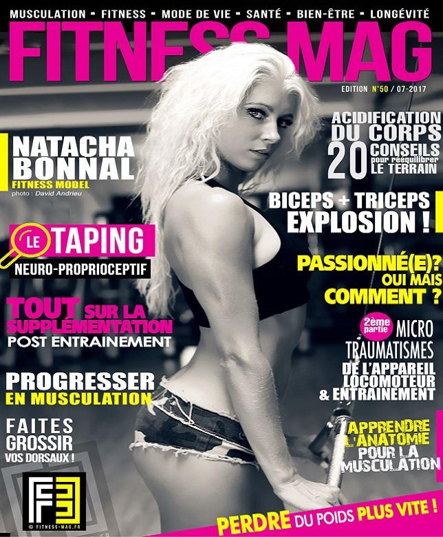 télécharger Fitness Mag N°50 - Juillet 2017