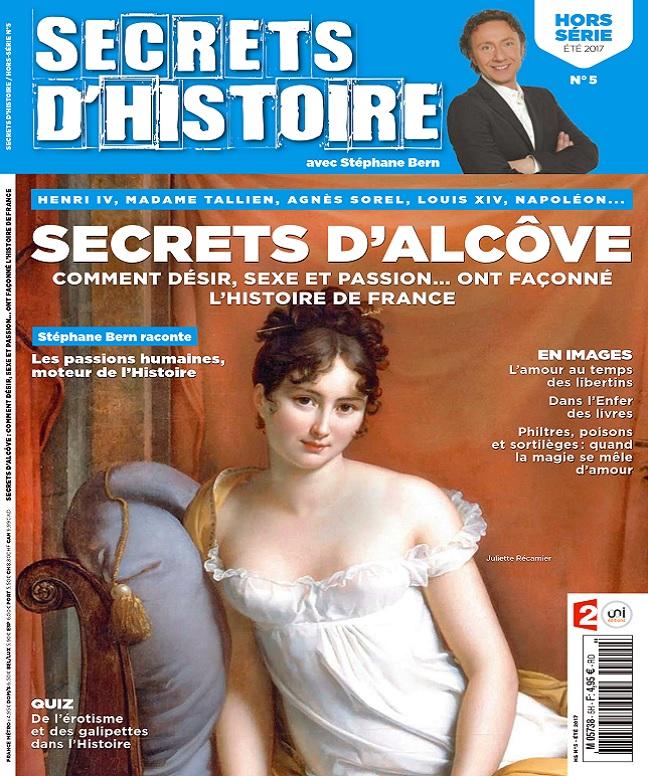 télécharger Secrets d'Histoire Hors Série N°5 - Été 2017