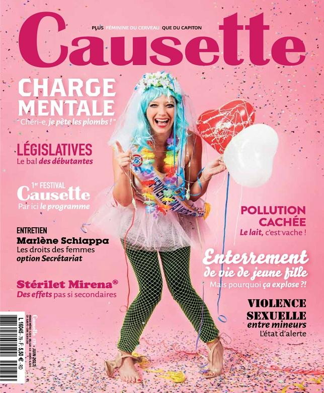télécharger Causette N°79 - Juin 2017