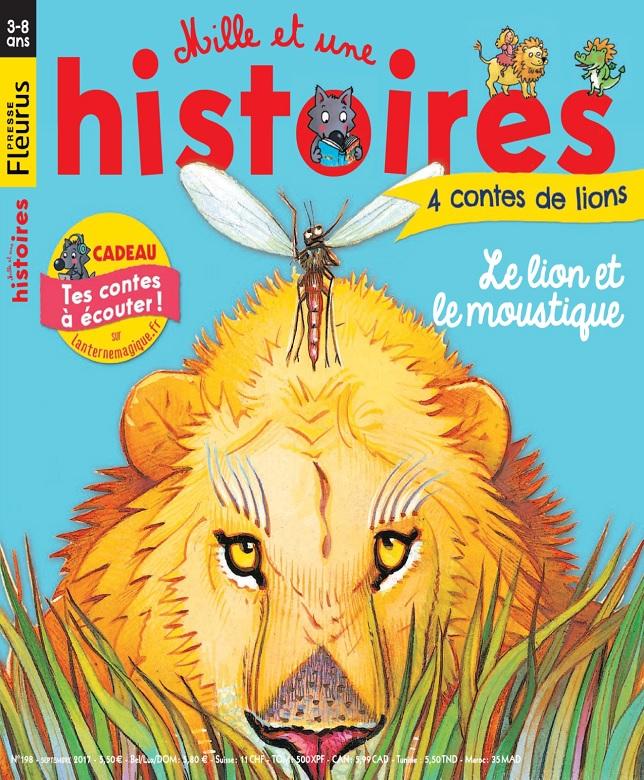 télécharger Mille et Une Histoires N°198 - Septembre 2017