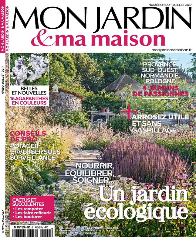 télécharger Mon Jardin et Ma Maison N°690 - Juillet 2017