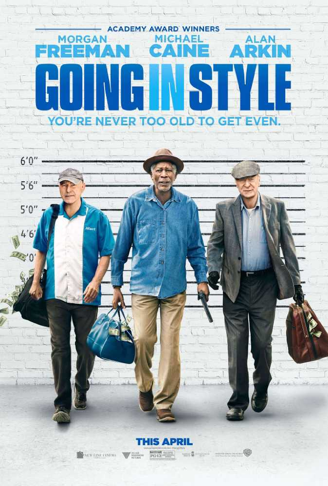 Going in Style (2017) poster image
