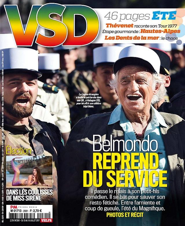 VSD N°2081 Du 13 au 19 Juillet 2017