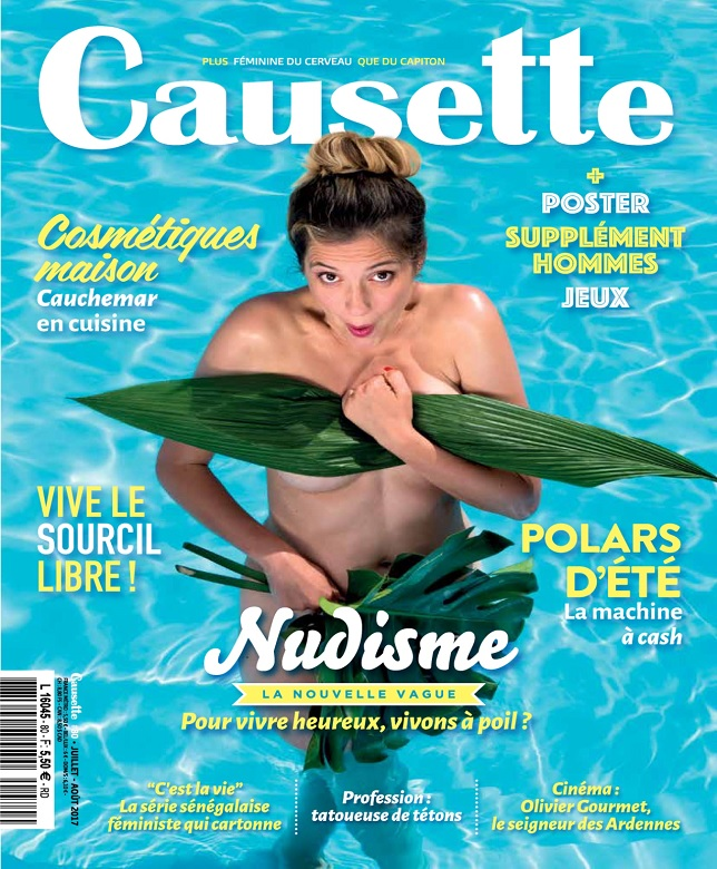 Causette N°80 - Juillet-Aout 2017