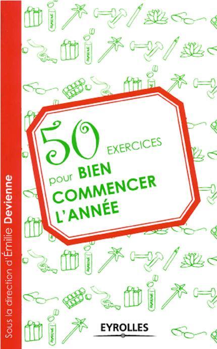 télécharger 50 EXERCICES POUR BIEN COMMENCER L'ANNÉE