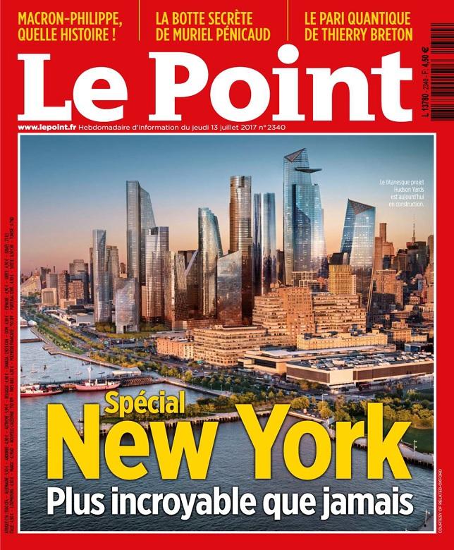 Le Point N°2340 Du 13 Juillet 2017