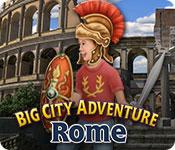 Big City Adventure - Rome FRENCH PC
