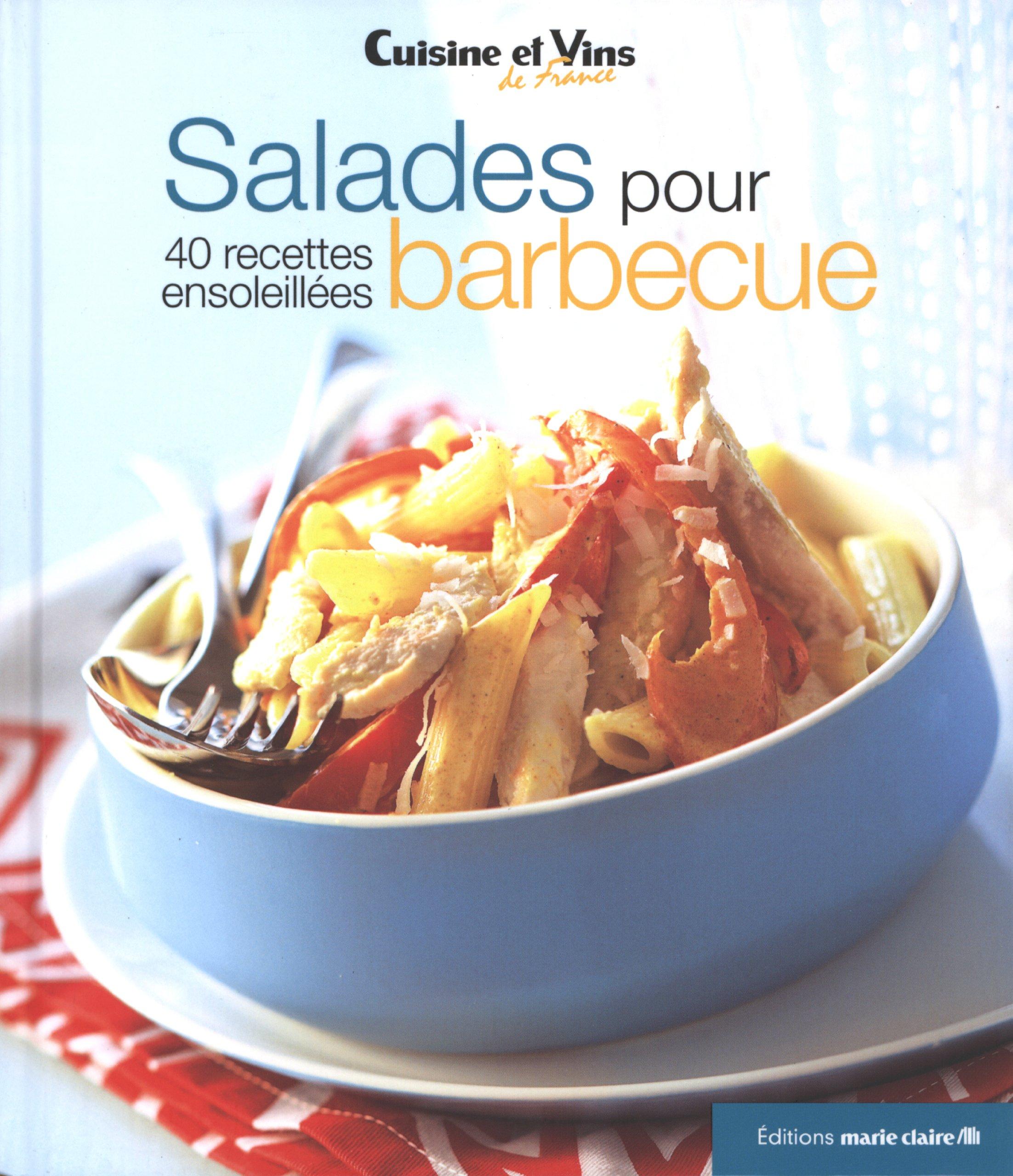 télécharger SALADES POUR BARBECUE - 40 RECETTES ENSOLEILLÉES