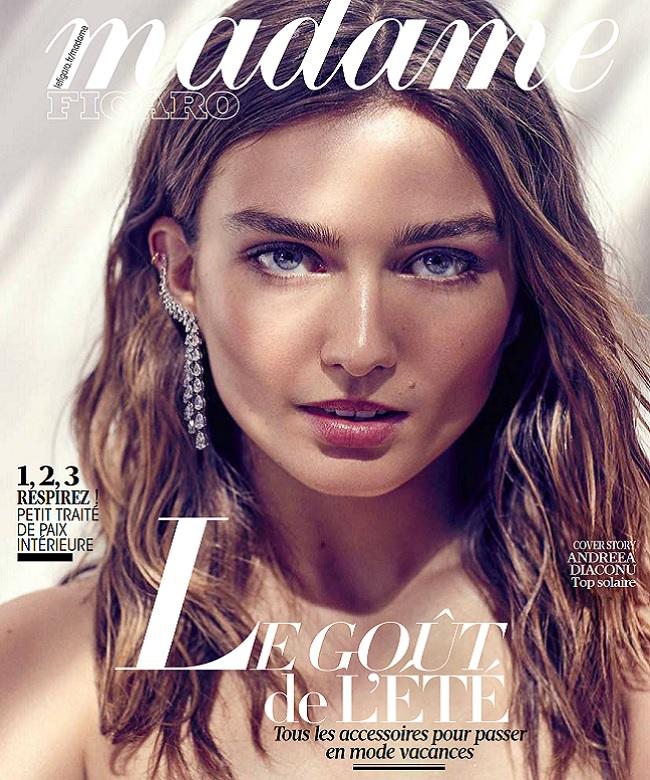 télécharger Madame Figaro Du 14 Juillet 2017