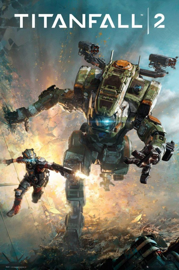 Poster for Titanfall 2
