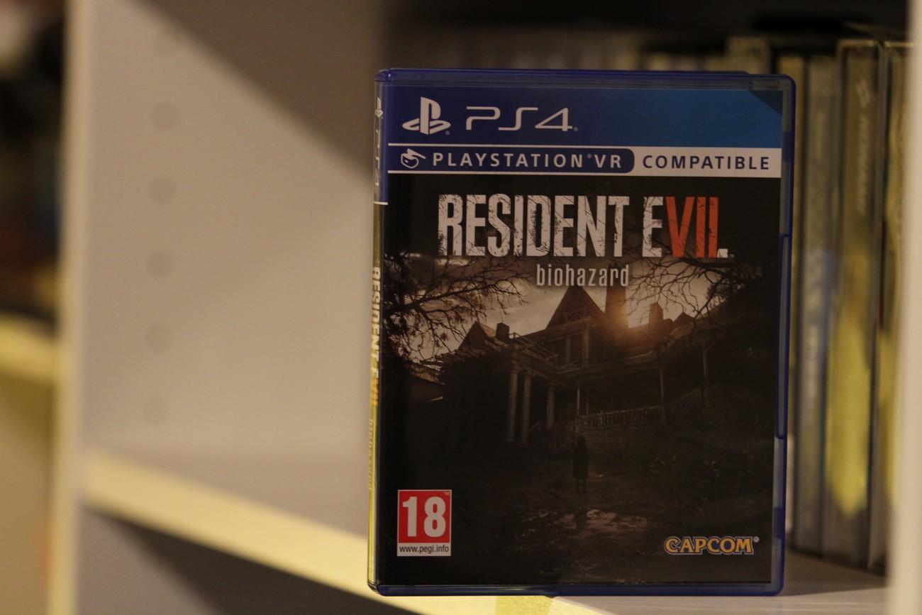 [VDS] Dishonored 2 PS4 - Resident evil 7 170717033408934824