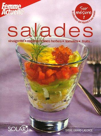 télécharger SALADES : VINAIGRETTE, ROQUETTE, FINES HERBES, TOMATES, FRUITS...