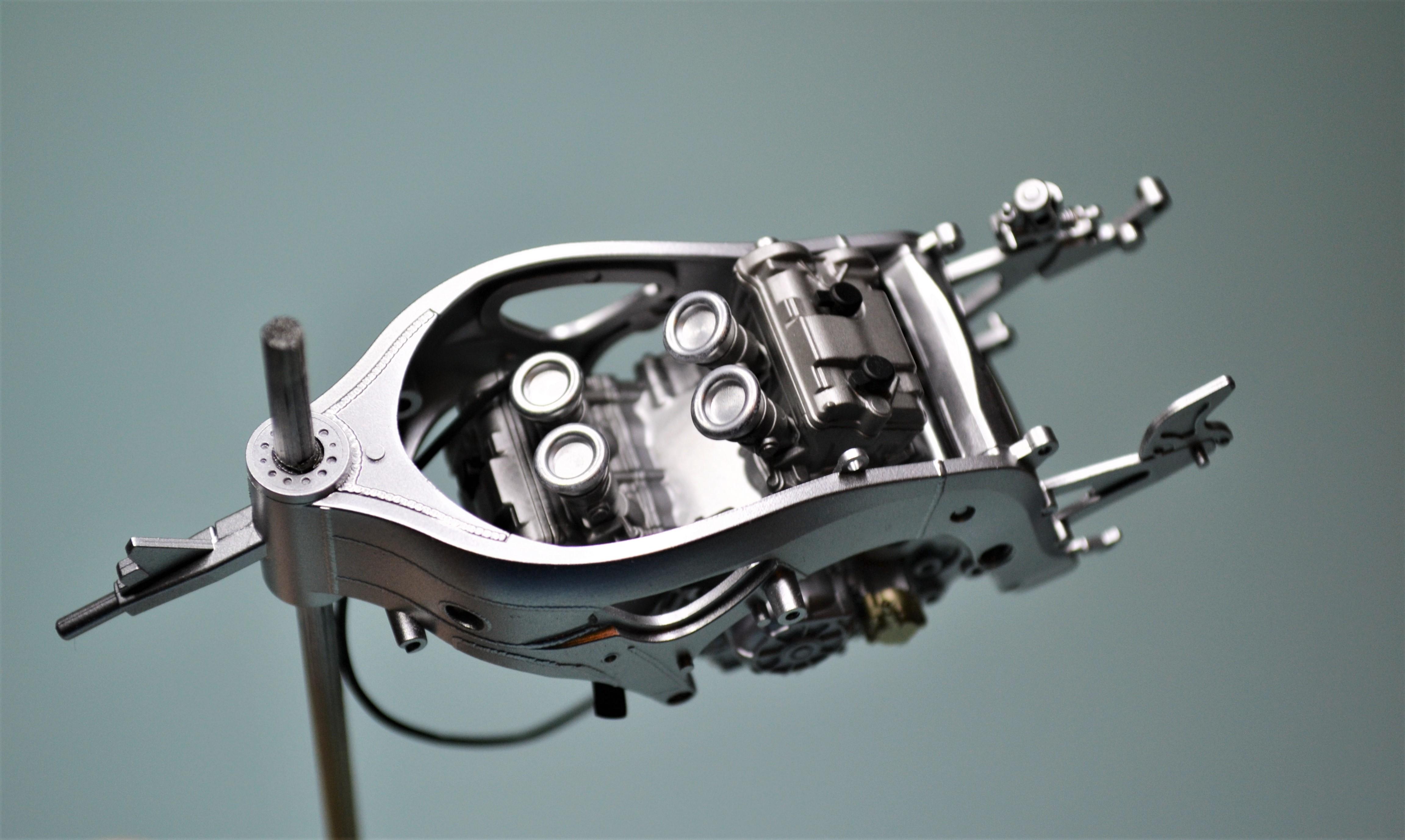 Honda Repsol Marc Marquez 1/12  17071807230357952