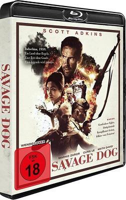Savage Dog L'affrontement BLURAY 720p FRENCH