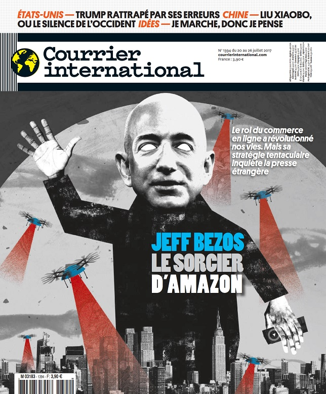 télécharger Courrier International N°1394 Du 20 au 26 Juillet 2017