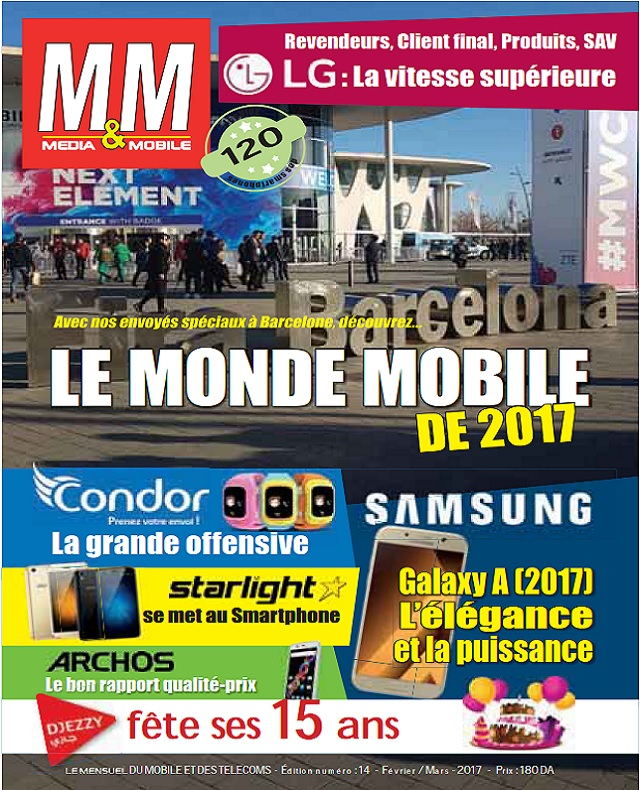 Media Mobile N°14 - Février-Mars 2017