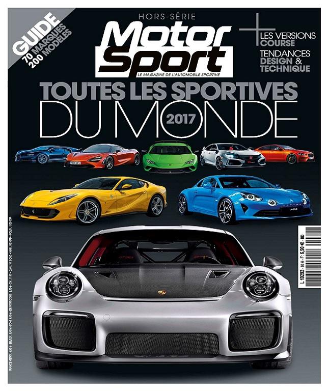 télécharger Motor Sport Hors Série N°10 - Aout 2017
