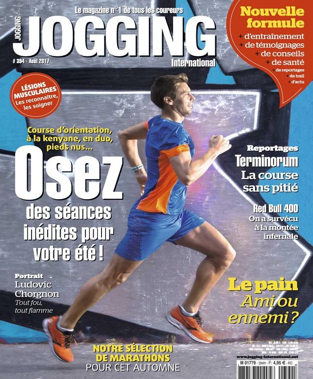 télécharger Jogging International N°394 - Août 2017
