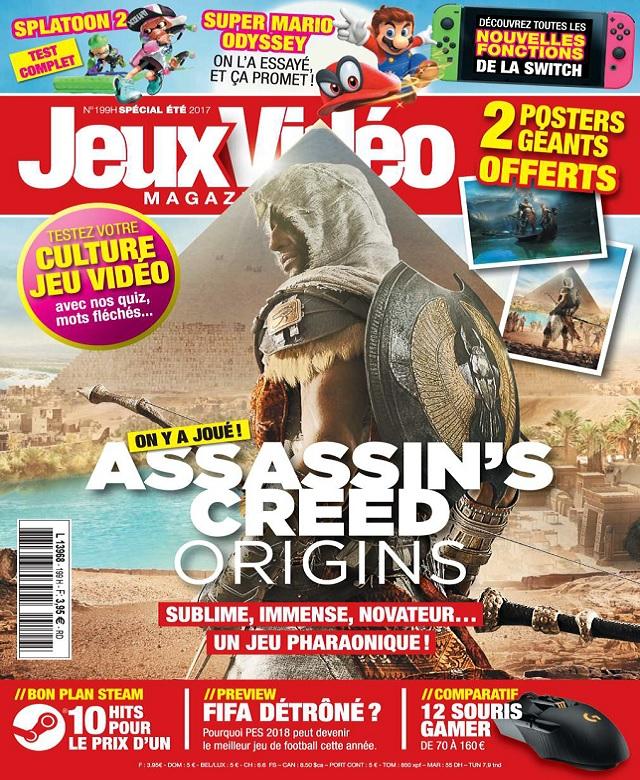 télécharger Jeux Vidéo Magazine N°199 - Spécial Été 2017