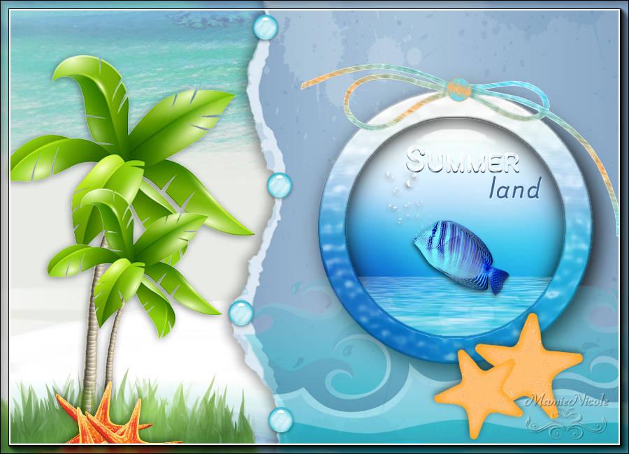 Coin d'été (Summer Land) Psp 170722111336836445