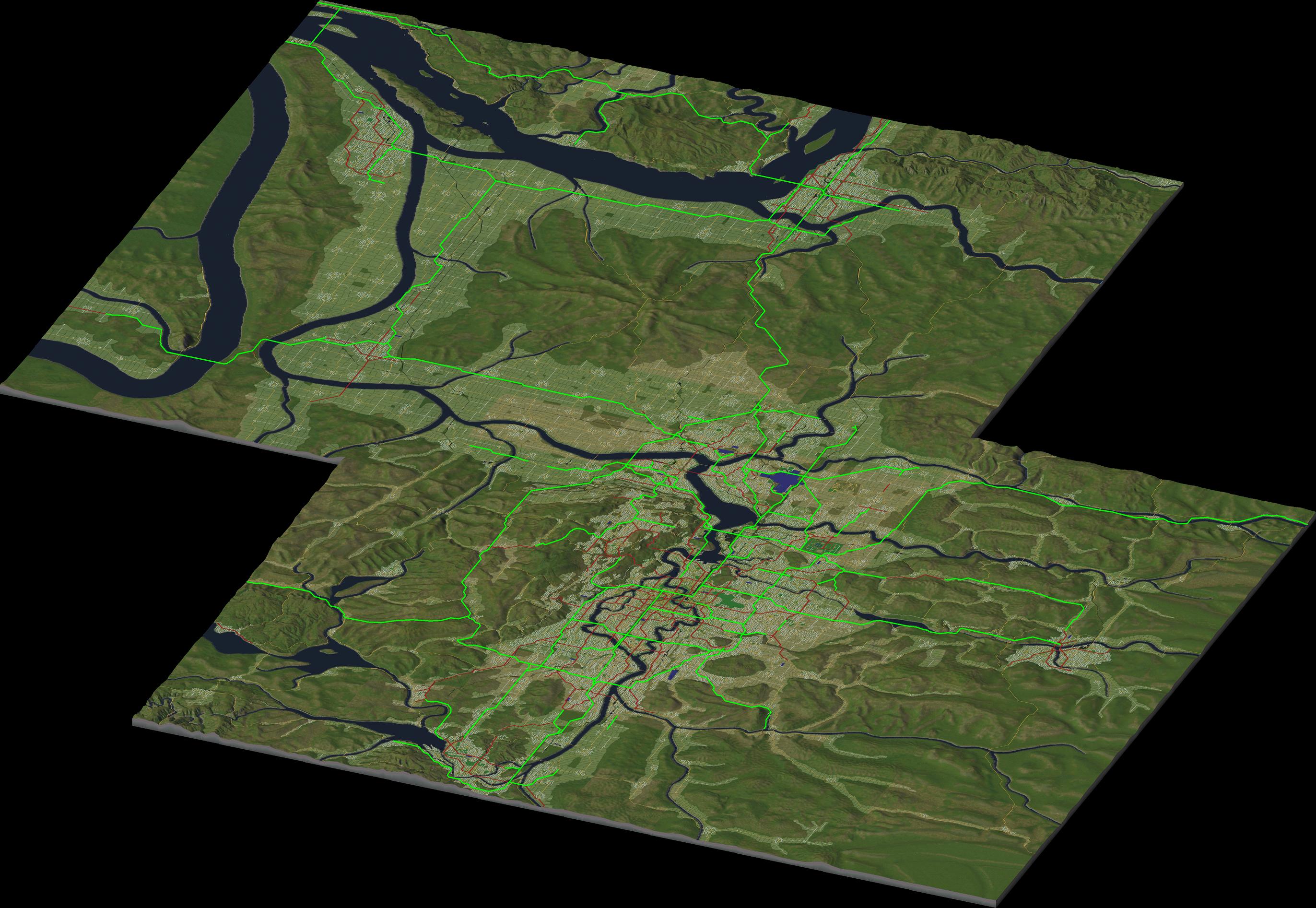vue région trafic v3