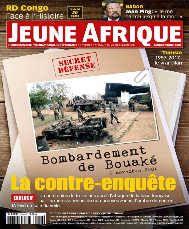 télécharger Jeune Afrique N°2950 Du 23 au 29 Juillet 2017