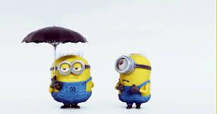 Minions - Parapluie