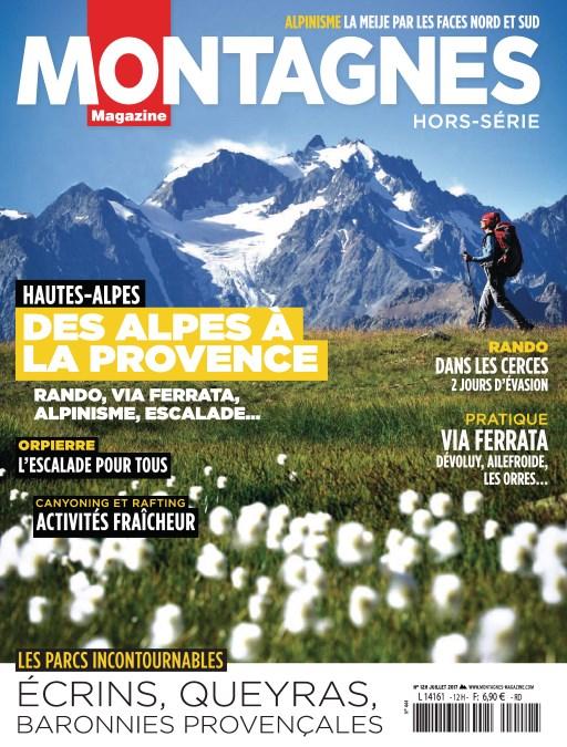 Montagnes magazine N°444 - Juillet 2017