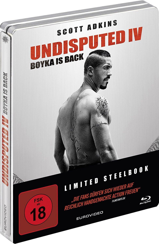 Boyka: Undisputed IV(2016) poster image