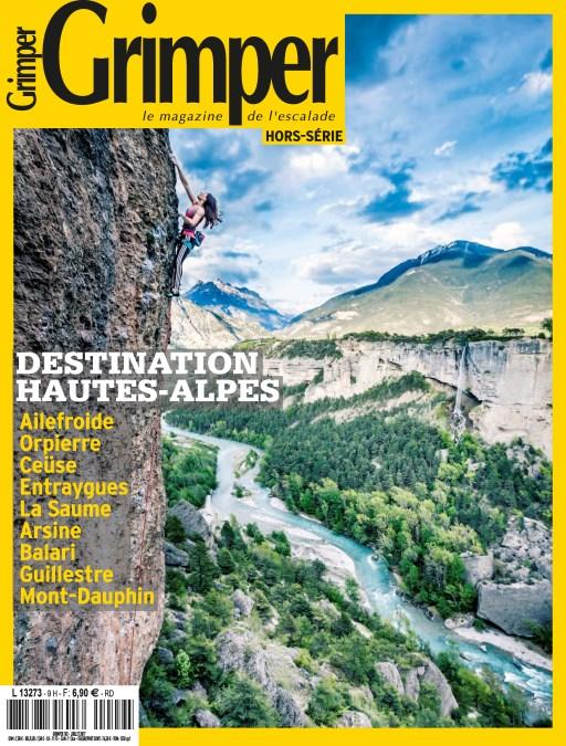 Grimper magazine N°182 - Juillet 2017
