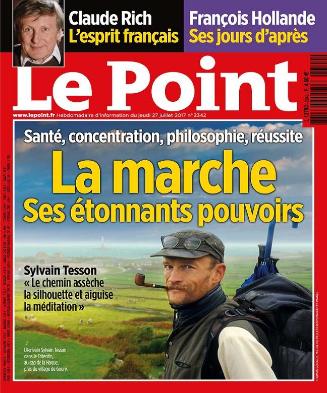 télécharger Le Point N°2342 Du 27 Juillet 2017
