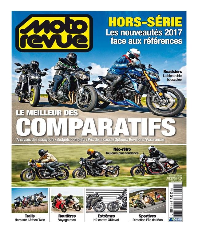 télécharger Moto Revue Hors Série N°45 - Aout 2017