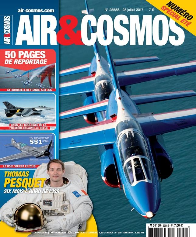 télécharger Air et Cosmos N°2558 Du 28 Juillet 2017