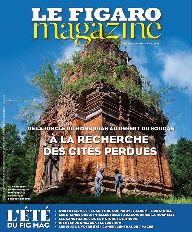 télécharger Le Figaro Magazine Du 28 Juillet 2017