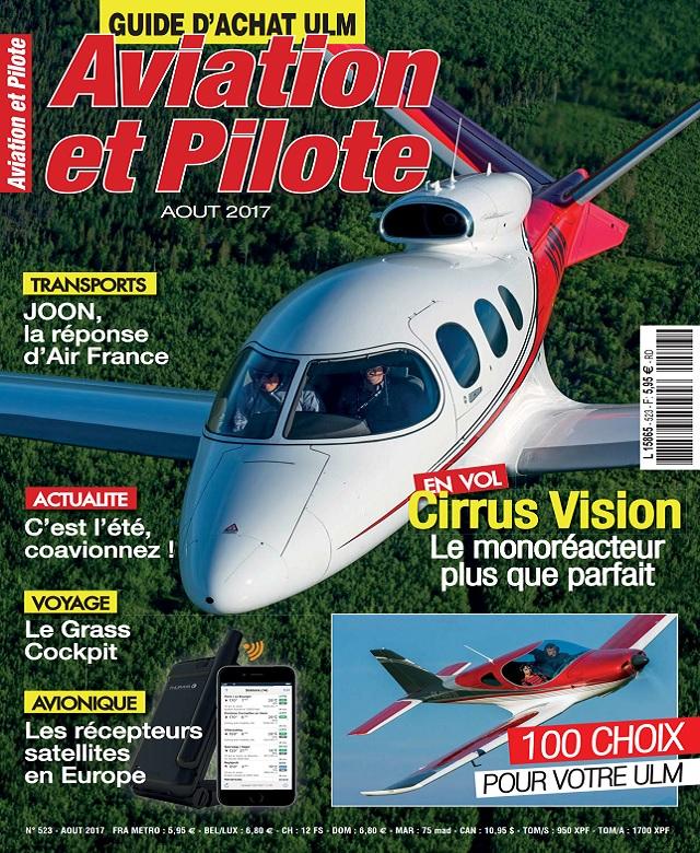 télécharger Aviation et Pilote N°523 - Août 2017